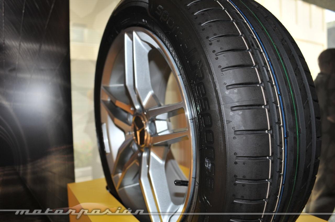 Foto de Dunlop Sport BluResponse, presentación y prueba en Yas Marina (21/24)