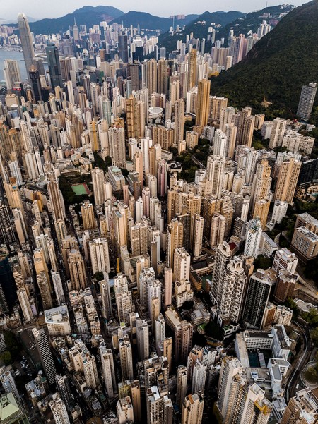 Aerial In Hong Kong By Jackyy Wch