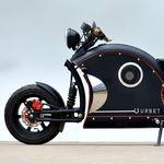 La Urbet Ego es una moto eléctrica con un diseño arriesgado para el carnet A1 y que podría fabricarse en España, por 3.000 euros