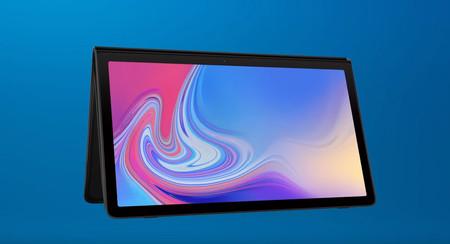 """Samsung Galaxy View 2: la tablet gigante vuelve cuatro años después con pantalla de 17,3"""" y 12.000 mAh de batería"""
