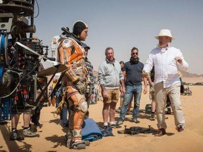 Taquilla USA: Ridley Scott y Matt Damon triunfan con su aventura en Marte