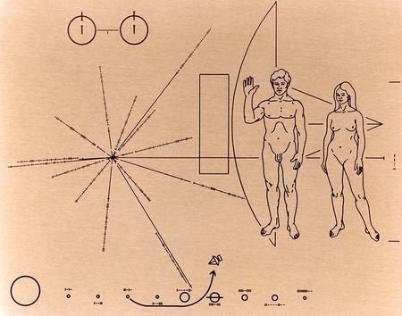 Placa Pioneer 10