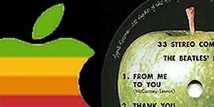 Apple gana a los Beatles