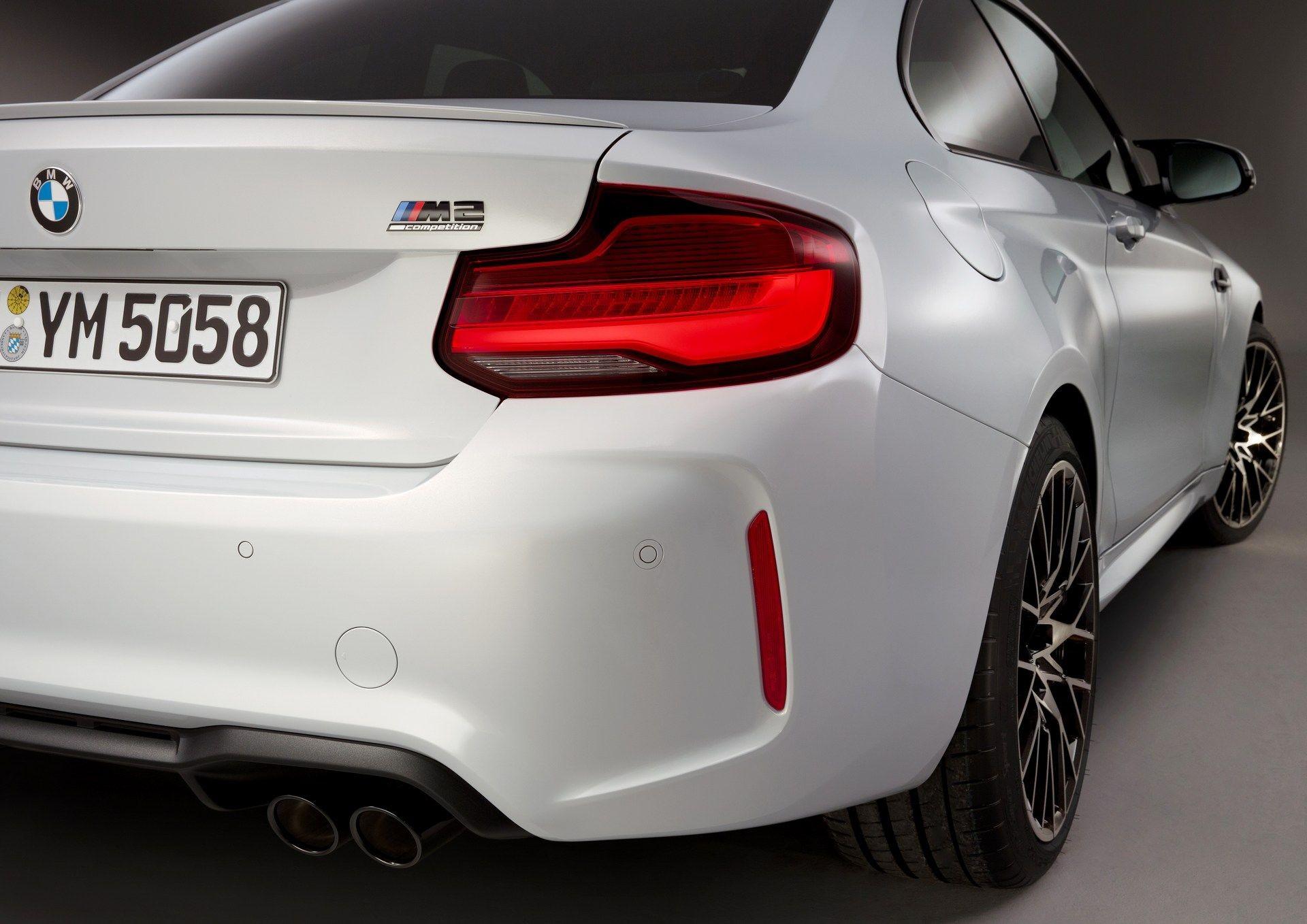 Foto de BMW M2 Competition (30/47)