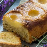 Pastel especiado de peras y jengibre: receta sin gluten
