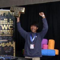Un prodigio de 16 años vence al más grande de todos los tiempos en el Classic Tetris World Championship