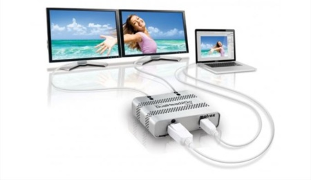 DualHead2Go, conecta dos monitores a tu Mac gracias a Matrox