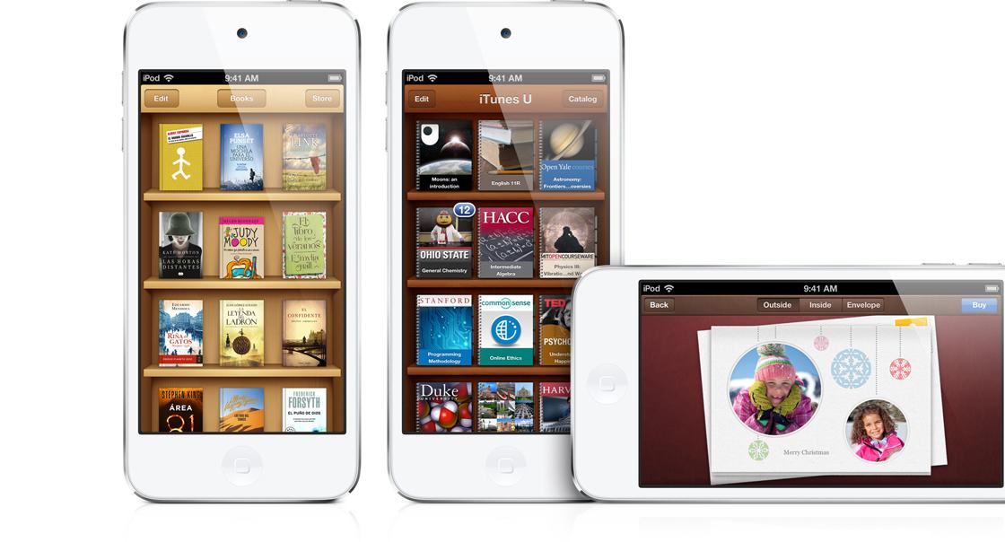 Foto de iPod Touch 5G (1/25)