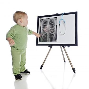 Estudios radiológicos que no se deberían hacer rutinariamente a los niños