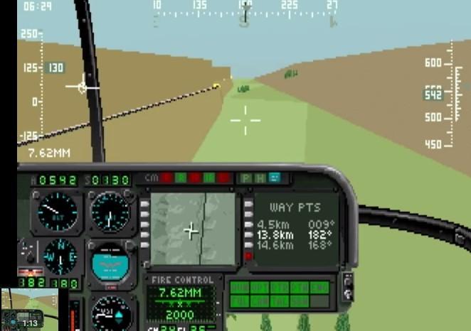 Gunship 2000 (Microprose, 1993)