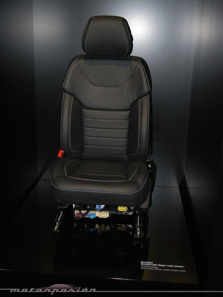 Foto de Mercedes-Benz Clase M 2012 (presentación estática) (11/38)