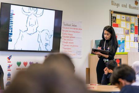 Creatividad en la educación con ayuda del iPad