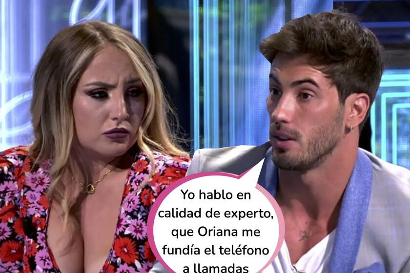 Iván González pone los puntos sobre los AntonioDavíes a Rocío Flores en 'Supervivientes': Cabrea a 'la niña' por hablar de la docuserie y destapa su gran contradicción