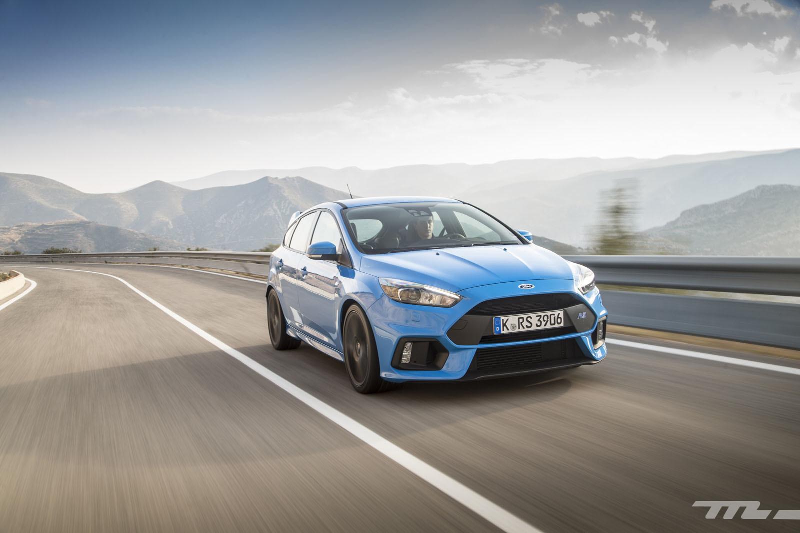 Ford Focus RS 2016, toma de contacto