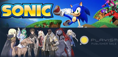 Más ofertas para este fin de semana en Steam, juegos de Sonic e indies de Japón