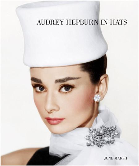 """""""Audrey Hepburn in Hats"""", el libro"""
