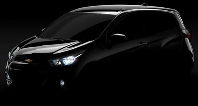 El nuevo Chevrolet Spark estará en Nueva York
