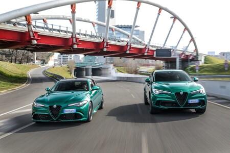 Alfa Romeo Giulia y Alfa Romeo Stelvio Quadrifoglio