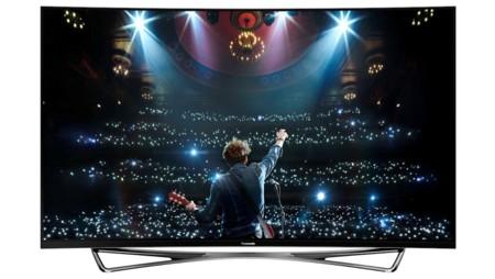 Panasonic CZ950, un televisor impresionante que no apuesta por Firefox OS