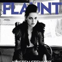 Kristen Stewart rockera en la portada de la revista Flaunt