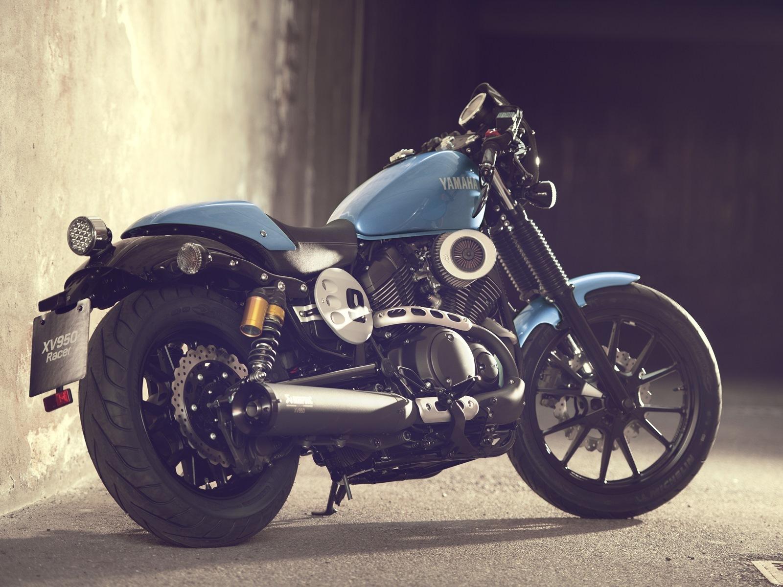 Foto de Yamaha XV950 Racer (25/33)