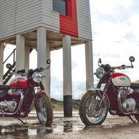 Triumph Bonneville T100 & T120 Bud Ekins: doble edición especial con sabor a California