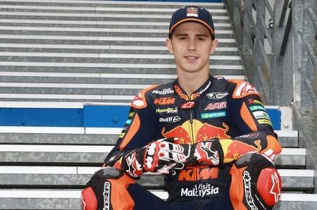 Danny Kent también está en Mugello, en esta ocasión sustituyendo a Iker Lecuona en Moto2