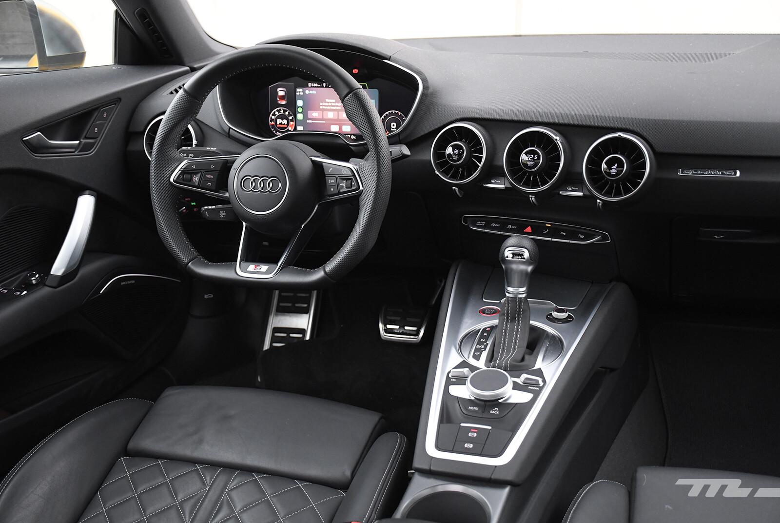 Foto de Audi TTS (prueba) (20/29)