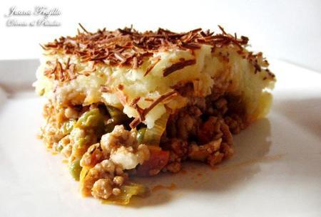 Pasteles Pastel De Carne