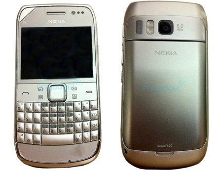 Nuevos teléfonos Nokia aparecen en la red, primeras imágenes del Nokia E6-00