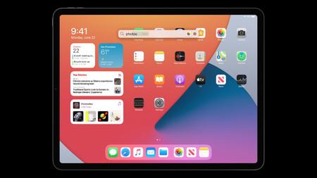 iPadOS 14 se quiere parecer más a Mac: la búsqueda en el iPad ahora será como Spotlight
