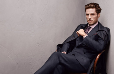Ermenegildo Zegna Fall Winter 2015 Lookbook 001