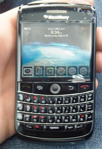 Blackberry 9600