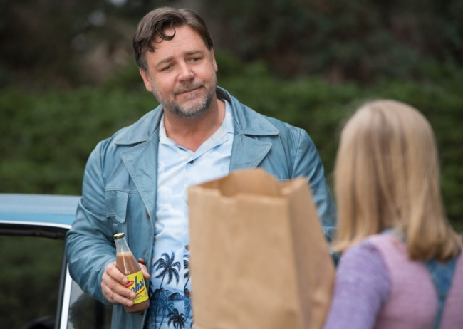 Russell Crowe en Dos Buenos Tipos (The Nice Guys)