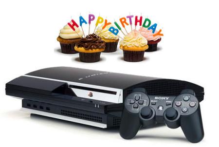 PS3 cumple tres años
