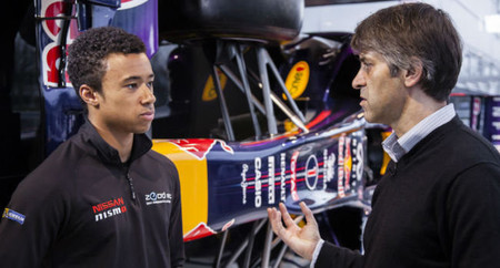 Jann Mardenborough, nuevo piloto Red Bull, estará en la GP3 con Arden