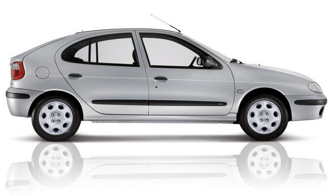 Renault Mégane II (1999)