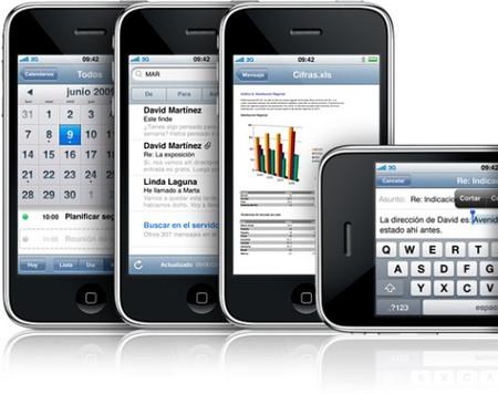 Apple busca usuarios de iPhone en la empresa