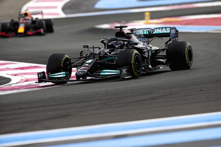 Hamilton Francia F1 2021