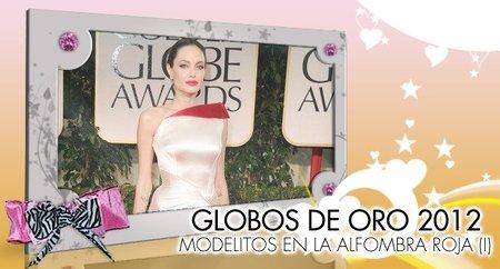 Los Globos de Oro 2012: Primeros modelitos, modelazos y otras especies