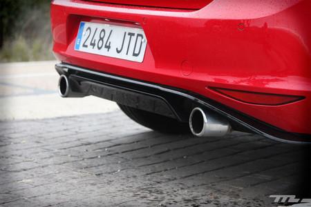 Volkswagen Golf GTI Clubsport Prueba