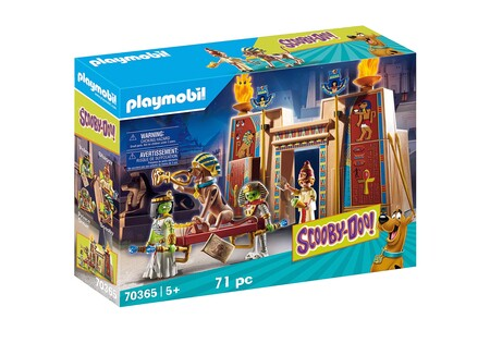 Scooby Doo Aventura En Egipto
