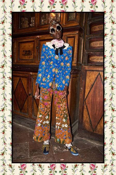 El mundo de fantasía de Alessandro Michele para la colección Pre-Fall 2017 de Gucci