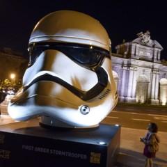Foto 5 de 12 de la galería los-cascos-gigantes-de-stars-wars-de-madrid en Espinof
