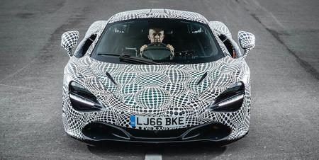 ¡Fichado! Chris Goodwin, probador jefe de McLaren, se pasa a Aston Martin