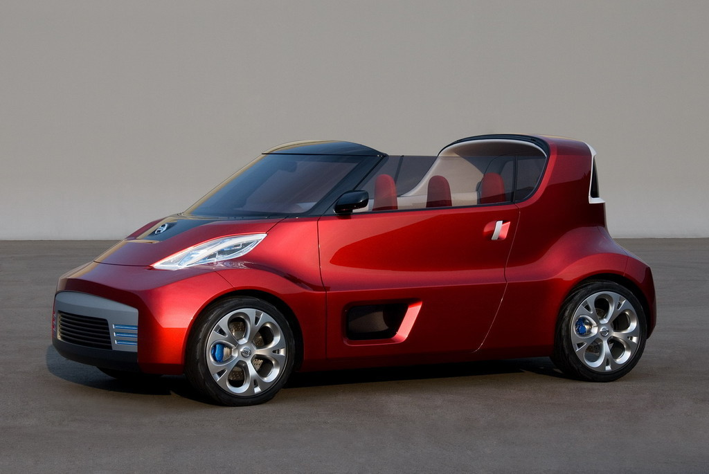 Foto de Nissan Round Box (1/9)