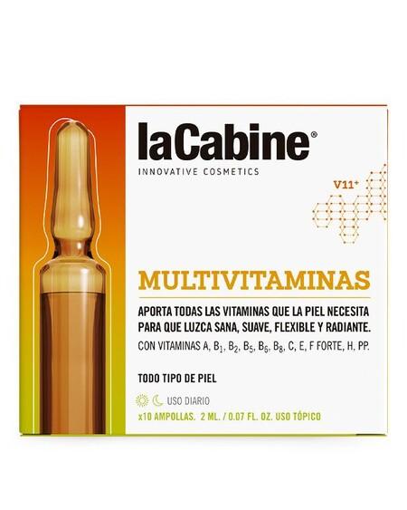 Multivitaminas La Cabine Ampollas