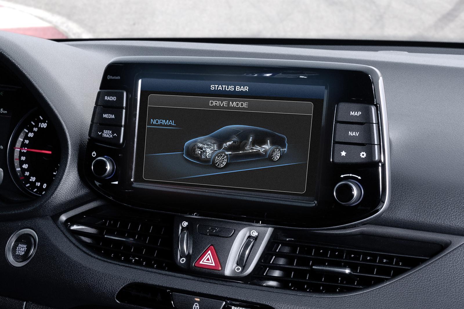 Foto de Hyundai i30 Fastback N 2019 (presentación) (29/125)