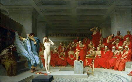 La prostituta de la Antigua Grecia que se libró de la muerte por tener las tetas más bonitas del mundo