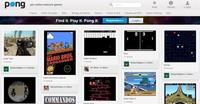 Pong.com, el Pinterest de los videojuegos en Flash